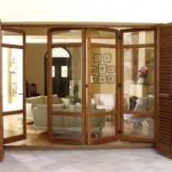 Massif Folding Sliding Balcony Door